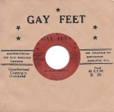 Stranger Cole - We Shall Overcome / We Shall Overcome (alt. take) (Gay Feet / Dub Store Rec.) JPN 7""